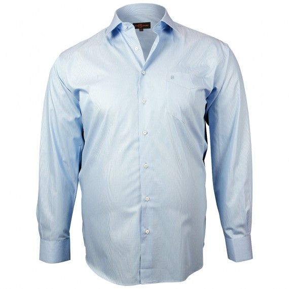 CHEMISE GRANDE TAILLE CITY Doublissimo GT-K1DB5