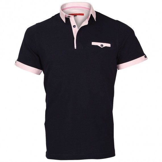 Polo col italien OXFORD Andrew Mc Allister E-OXPR2