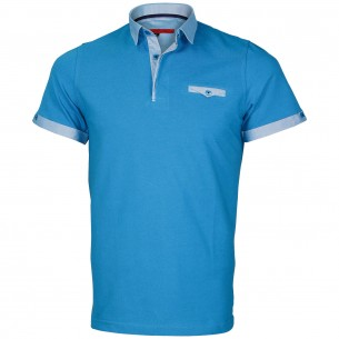 Polo col italien OXFORD Andrew Mc Allister E-OXPR5