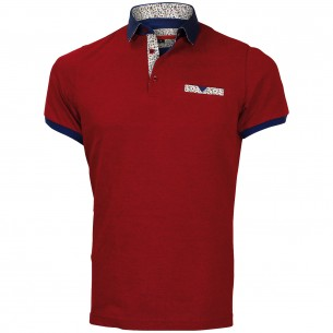 Polo col chemise WARREN Andrew Mc Allister E-VPOCKET2