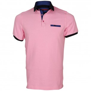 Polo col chemise WARREN Andrew Mc Allister E-VPOCKET5