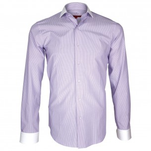 Camisa cuello italiano COOPER Andrew Mc Allister Q3AM2