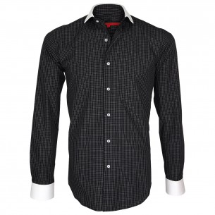 Camisa cuello italiano COOPER Andrew Mc Allister Q3AM1