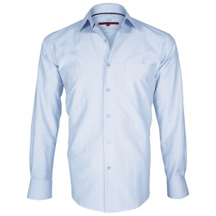 Camisa fil a fil BUSINESS Andrew Mc Allister Q5AM1