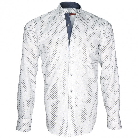 Chemise libertyEPSOM Andrew Mc Allister T12AM3