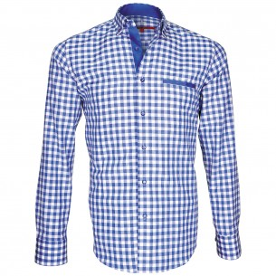 Chemise bucheronLUMBERJACK Andrew Mc Allister T16AM4