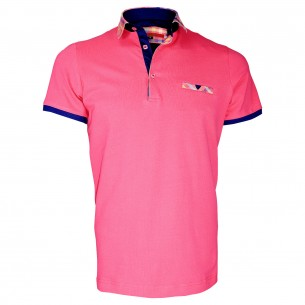 Polo fantaisieWEYMOUTH Andrew Mc Allister TM6-PINK
