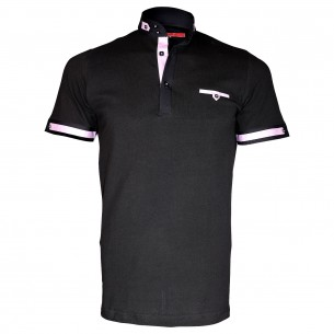Polo col officierSOUTHAMPTON Andrew Mc Allister TM4-BLACK