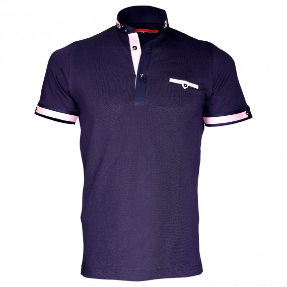 Polo col officierSOUTHAMPTON Andrew Mc Allister TM4-NAVY