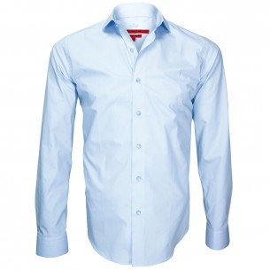 Chemise double fil 120/2LUXURY Andrew Mc Allister J4AM1