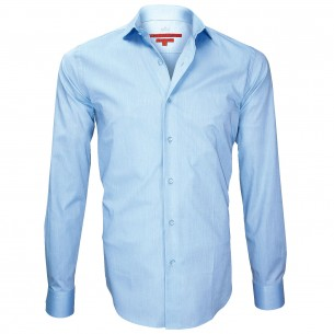 Chemise double fil 120/2LUXURY Andrew Mc Allister J4AM4