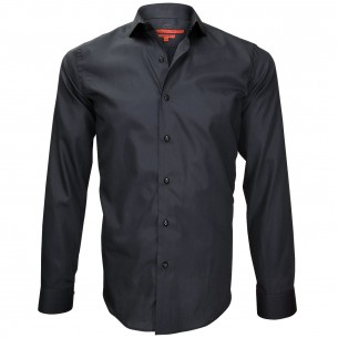 Chemise double fil 120/2LUXURY Andrew Mc Allister J4AM5
