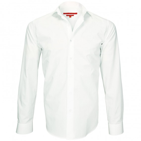 Chemise double fil 120/2LUXURY Andrew Mc Allister J4AM2