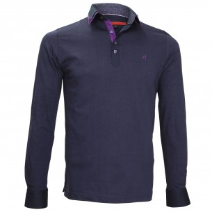 Polo Sweat double colPAXTON Andrew Mc Allister JML-COUD4