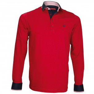 Polo Sweat en jerseyPERCY Andrew Mc Allister JML-OPCOL1