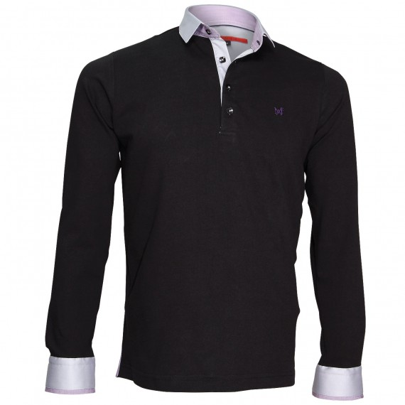 Polo Sweat en jerseyPERCY Andrew Mc Allister JML-OPCOL2