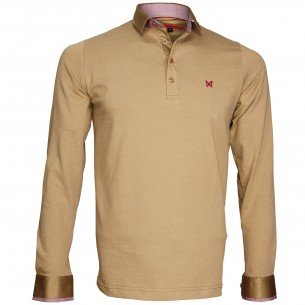 Polo Sweat en jerseyPERCY Andrew Mc Allister JML-OPCOL4