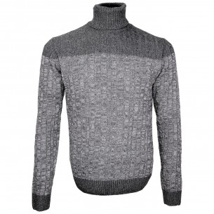 Sweater cashmere and wool