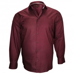 Chemise oxfordLONDON Doublissimo GT-ZB13DB1