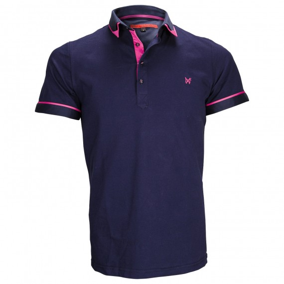 Polo modeERWIN Andrew Mac Allister ZB2-NAVY