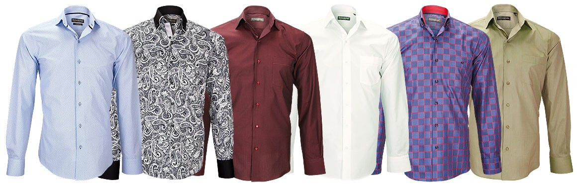 new winter collection man's shirts