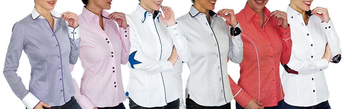 new woman collaction shirts