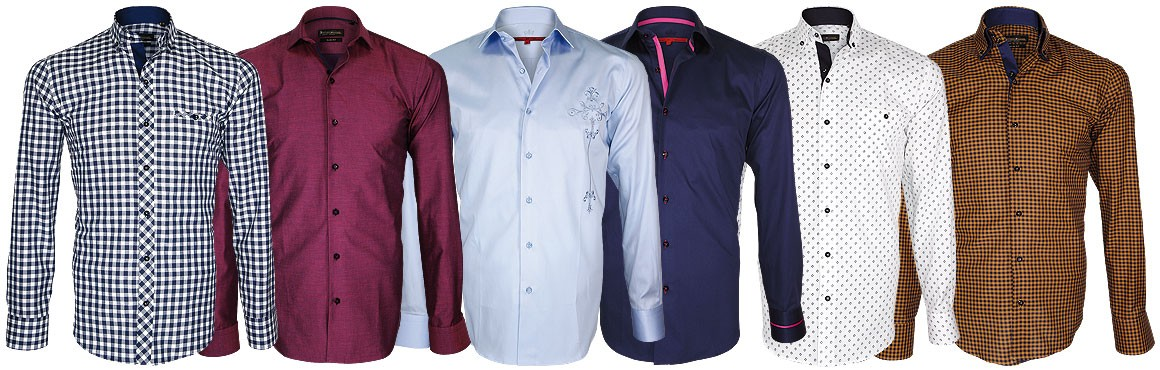 chemise collection hiver 2016