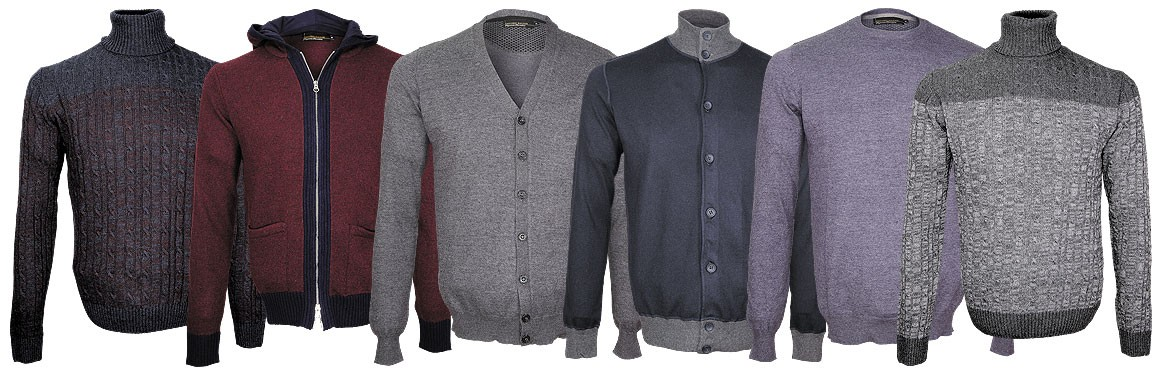 offer -30% sweater and jacket