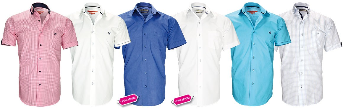 new man's shirt short sleeves