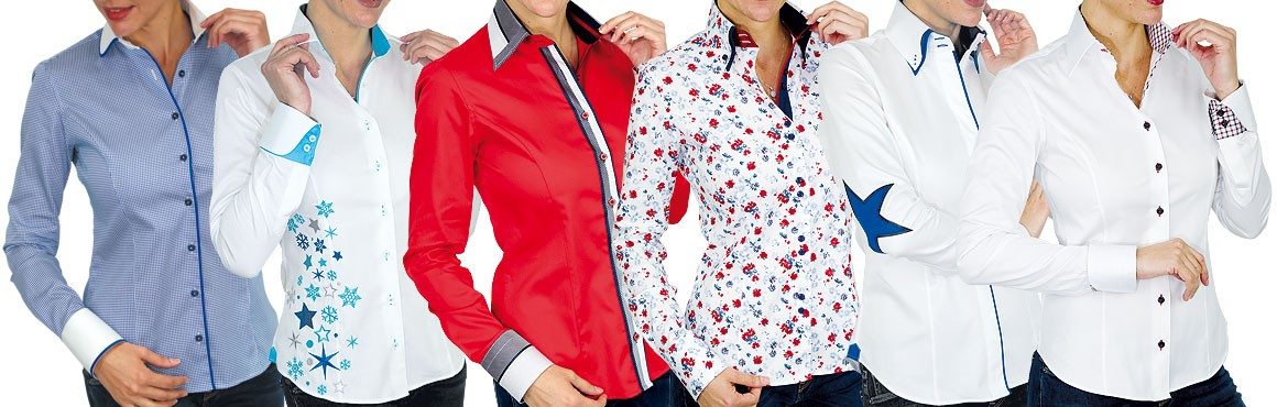collection camisas mujer invierno 2016