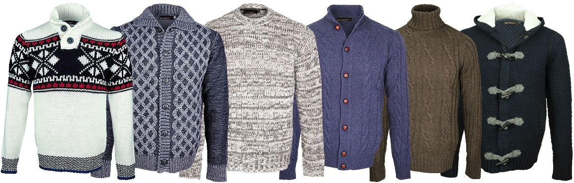 winter sweater colection