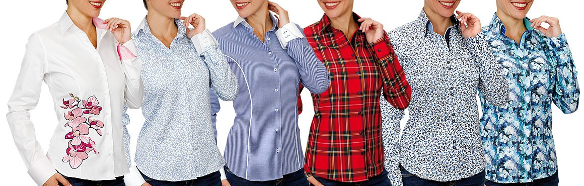 new winter collection woman's shirts